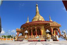 Buddhist Tample